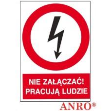 ZNAK  BEZPIECZEŃSTWA - Z-2EZA