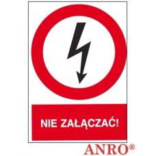 ZNAK  BEZPIECZEŃSTWA - Z-3EZA