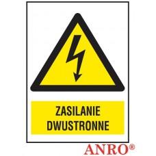 ZNAK  BEZPIECZEŃSTWA - Z-7EOA
