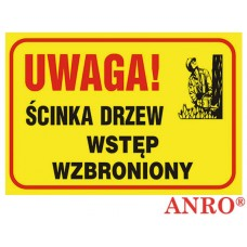 ZNAK  BEZPIECZEŃSTWA - Z-TB26