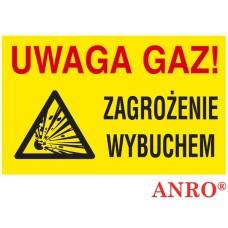 ZNAK  BEZPIECZEŃSTWA - Z-27G