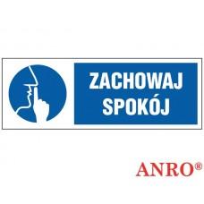 ZNAK  BEZPIECZEŃSTWA - ZZ-11KL