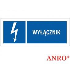 ZNAK  BEZPIECZEŃSTWA - ZZ-10EIB