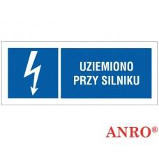 ZNAK  BEZPIECZEŃSTWA - ZZ-11EIB