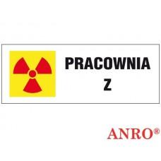 ZNAK  BEZPIECZEŃSTWA - ZZ-1PR