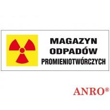 ZNAK  BEZPIECZEŃSTWA - ZZ-3PR
